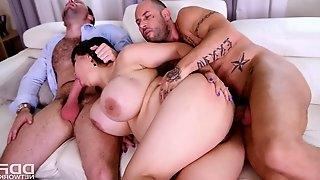 Plump Whore Gangbang Porn