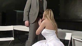 Cheating bride