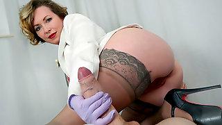 Mistress T in A Stiff Procedure - Part 2 - HoloGirlsVR