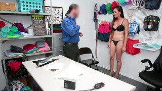 Quickie fucking anent the office all over bashful cougar Artemisia Love